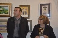 El regidor de Cultura, Josep Berga, va assistir a la inauguració